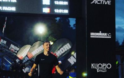 Paul-Eric : You are an Ironman !