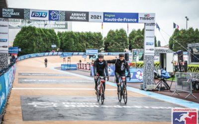 Pavés, vent, pluie, boue… Paris-Roubaix!